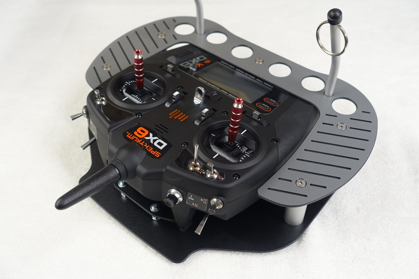 RC Modell Technik Pupitre DarkONE Spktrum DX6//DX7 V2 et DX8 G2